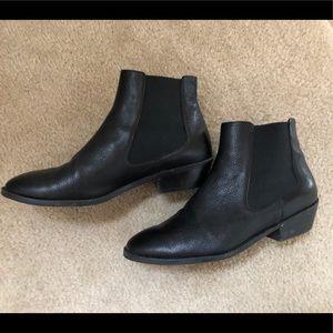 Nordstrom Short Black Booties